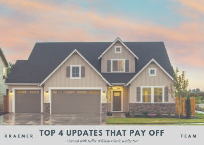 Home Updates That Pay Off