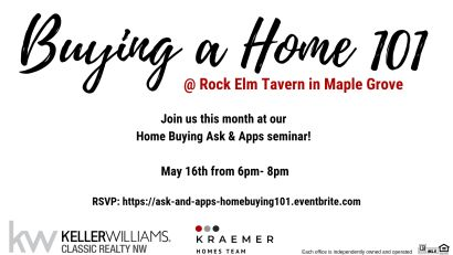 Buying a Home 101 – Ask & Apps Seminar