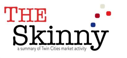 Twin Cities Monthly Skinny For September 2019