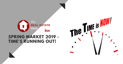 Spring Market 2019 – Time's Running Out!