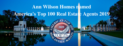 Ann Wilson Named America's Top 100 Real Estate Agents for 2019