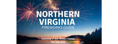 2019 Northern Virginia Fireworks Guide