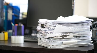SHARE SCHEDULE EMAIL COPY POST MORE   Why Is So Much Paperwork Required to Get a Mortgage?