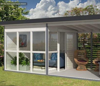 Amazon's answer to Granny Unit construction in San Jose?