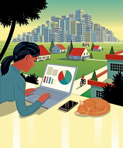 Seven Ways Telecommuting Has Changed Real Estate