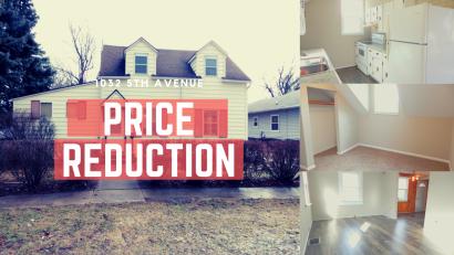 Price Reduction: April 5th 2019