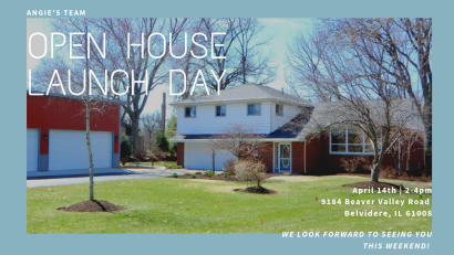 Open House: April 14th 2019