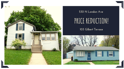 Price Reduction: May 22nd