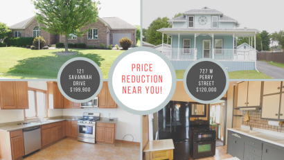 Price Reductions: September 13th 2019