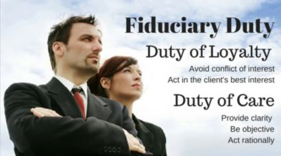 Fiduciary Interest of Our Clients