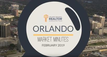 Orlando Housing Market Report – February 2019