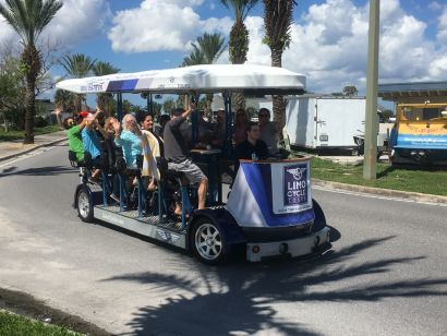 Local Loves   Limo Cycle Tours