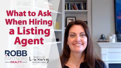 Three Questions to Ask Your Potential Listing Agent