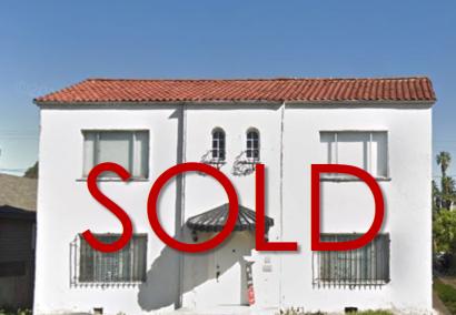 SOLD Investment Property Quadruplex