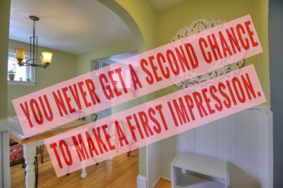 Make a winning impression with your home