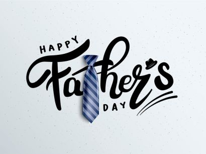 Happy Father's Day!  Bad jokes and all…