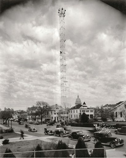 Learn the 200-year history behind Austin's moontowers