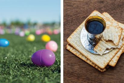 Easter and Passover fun is here!