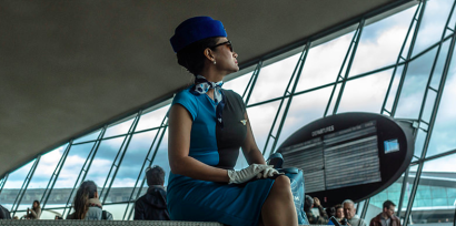 The Glamorous Airline Lounges In The Sky From The 1970s