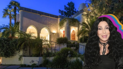 Beverly Hills Mansion Once Owned by Cher Is Back on the Market With Dramatic Price Cut