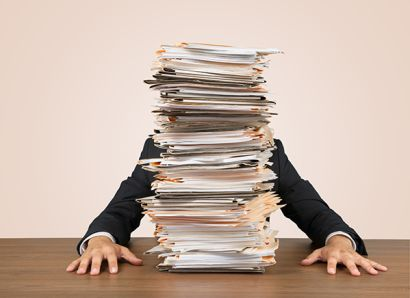 Hmm, Why Is So Much Paperwork Required to Get a Mortgage?