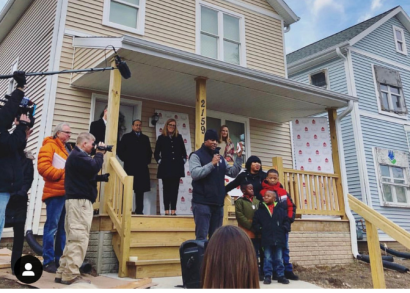 The Surprise of a Lifetime | Keller Williams North Shore & Habitat for Humanity Milwaukee