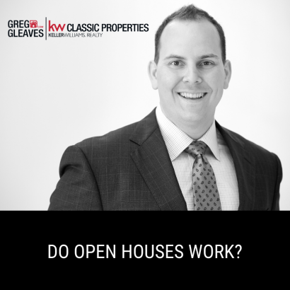Do Open Houses Work?