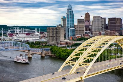 Cincinnati ranked among top places to live in the US!