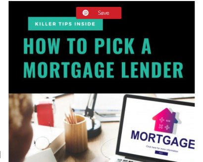 How to Choose a Lender or Mortgage Broker
