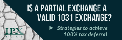How Does a 1031 Exchange Work?