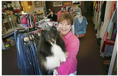 Get to Know Cheryl Morris, Founder of Hope's Closet Boutique,  Weymouth