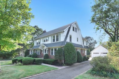 Ridgewood Center Hall Colonial – Offered for the first time in over 50 years