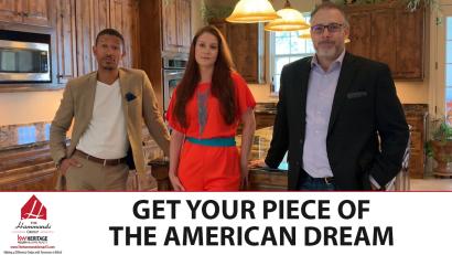 Everyone Deserves a Piece of the American Dream, Including You