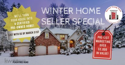 Winter Home Seller Special
