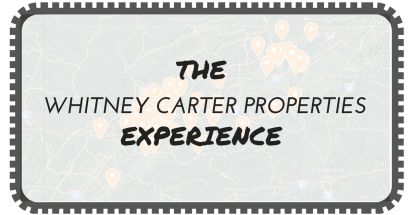 The Whitney Carter Properties Experience