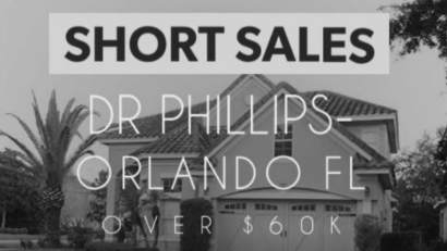 Foreclosure and Short Sale Deals