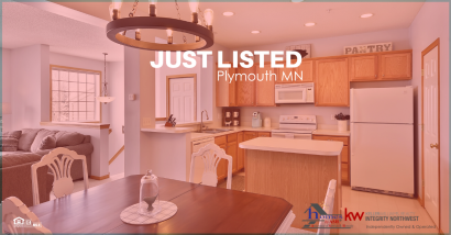 Perfect Plymouth Townhome Now Available For Sale