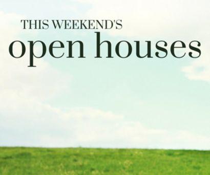 Lenexa and Leawood OPEN HOUSES this Weekend!
