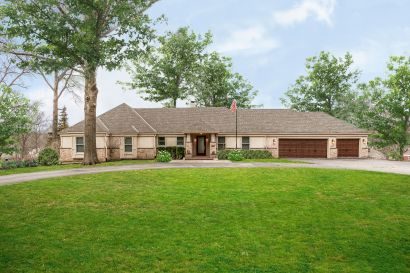 20K PRICE REDUCTION! Stunning Leawood Entertainer's Dream Home