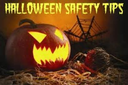 Halloween Saftey Tips 2016