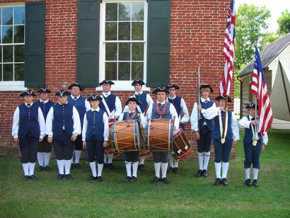 The Glorious Fourth at Tryon Palace