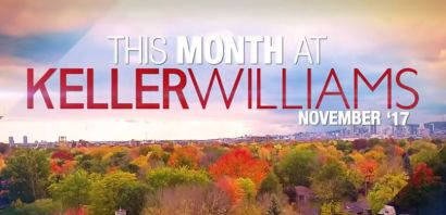 This Month at Keller Williams in Novembr 2017