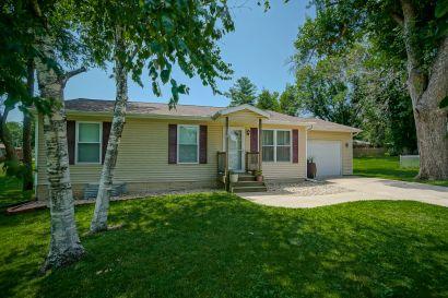 111 N Garfield St   Roanoke IL 61561   Home For Sale