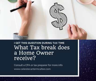What are the tax benefits of Home Ownership?