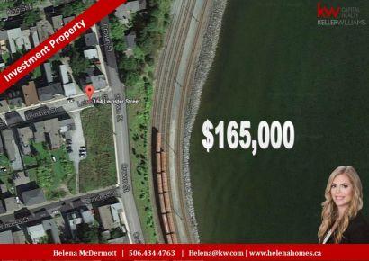 Investment Opportunity Residential Land Uptown Saint John