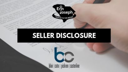 Seller Disclosure Statement: A Legal Perspective