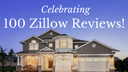 100 Zillow Reviews Gives the DeBoor Group a Five Star Rating!