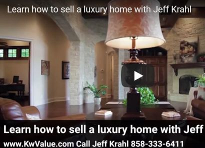 Learn how to sell a luxury home with Jeff Krahl