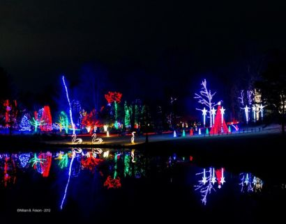 Best Christmas Light Displays in Northern Virginia