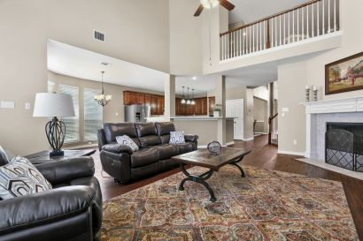 Gorgeous Home in Richardson on .44 Acre Lot on Cul De Sac